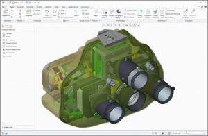CREO CAD Engineering