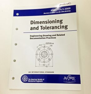 Geometric Dimensioning and Tolerancing-GD&T
